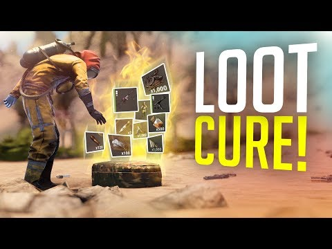 THIS LOOT CURED MY SADNESS! - Rust Survival