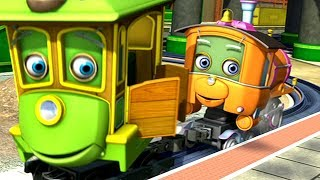 Chuggington | Brewster Leads The Way! | Children's Television | Full Episode Compilation