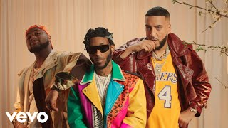 Angel - Blessings REMIX (Official Video) ft. French Montana, Davido