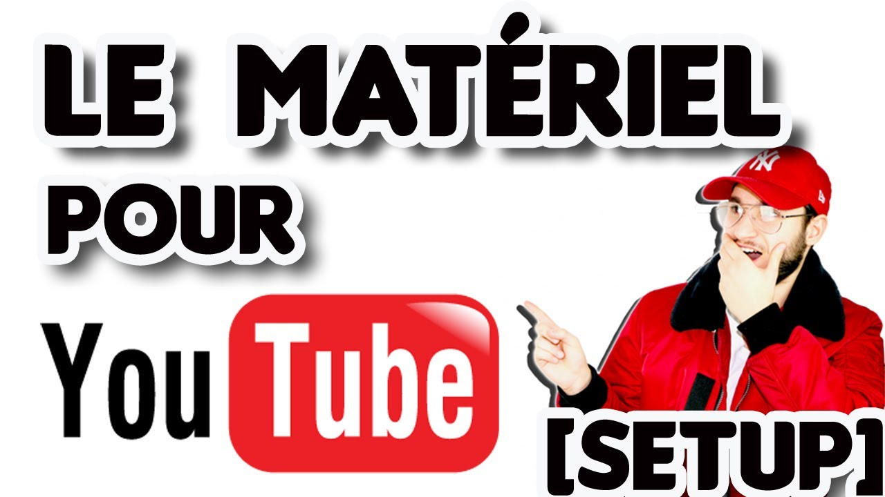 Mat riel pas cher pour youtubeur d butant setup 2017 - Materiel scrapbooking pas cher ...