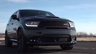 Dodge Durango SRT 2018 | Complete Review in 4K | with Steve Hammes | TestDriveNow