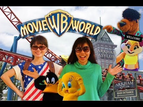 Warner Bros. Movie World (Gold Coast, Australia)