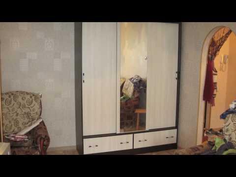 видео: Сборка шкафа-купе