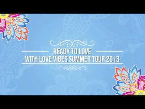 Love Vibes a.k.a Rossen & YokoLove ''Ready...