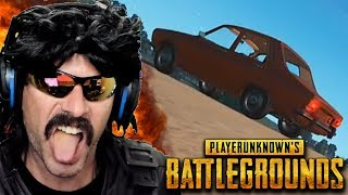DrDisRespect's CRAZIEST DOWN EVER on PUBG and Funny Moments on PUBG!