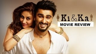 Ki & Ka - Movie Review | Arjun Kapoor | Kareena Kapoor Khan | R. Balki