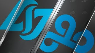 CLG vs C9 | Semifinals Game 2 | LCS Summer Split | Counter Logic Gaming vs. Cloud9 (2019)