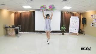 Helena Dance Cover ~ Wasuta わーすた 『 ぱわわわわん!!! パワーパフ ガールズ ~ Pawawawawan!!! Powerpuff Girls 』
