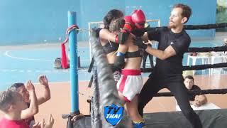 TV THAI | Lorena ( Show Thai ) vs Camilly ( LPFM ) RMFC 09