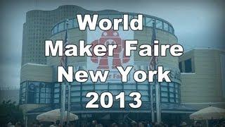 MakerFaire New York 2013 Intro