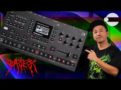 Baseck Plays: Elektron Octatrack MKII - Now in Black