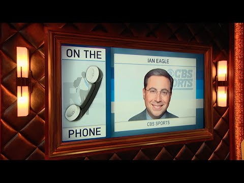 CBS Sports Broadcaster Ian Eagle Calls In to The RE Show to talk March Madness & More - 3/4/16