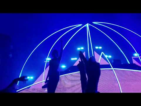 Mashed up highlights of the #Krewella New World Tour in #Austin, Tx 9-22-2017