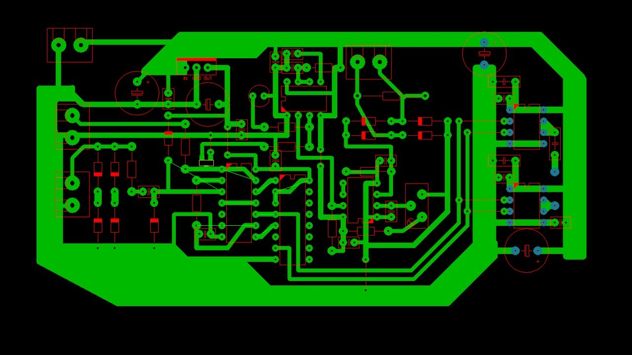 Orcad PCB Designing for beginner's tutorials - 1