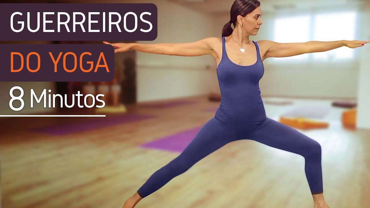 Guerreiros do Yoga | Força e estabilidade #TBT