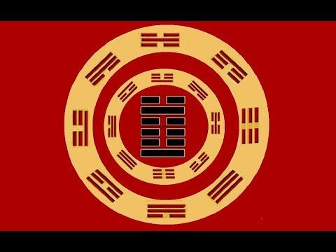 3 гексаграмма. Китайская классическая книга перемен ИЦЗИН