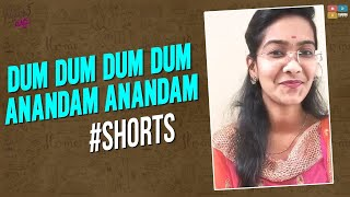 Dum Dum Dum Dum Anandam Anandam     #shorts #padhupadmavathi6    The Mix