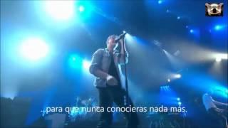keane - spiralling subtitulado al español