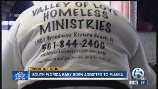South Florida baby born addicted to Flakka