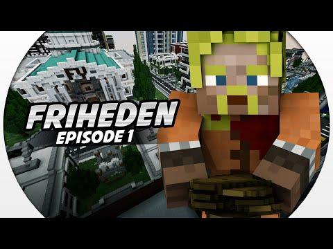 Dansk Minecraft :: Friheden: FRIHEDENS SØDME! #1