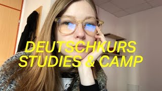 Языковые курсы, учеба в Австрии, поход | #VasiLinz VLOG