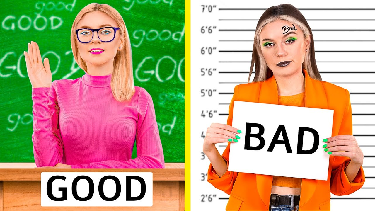 Boa Aluna vs Mau Aluno