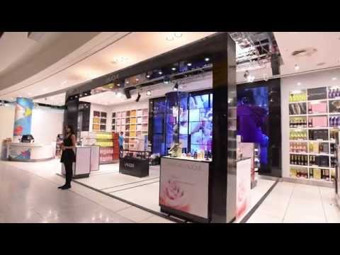 LALIQUE - Pop-up at London Heathrow T5 with World Duty Free Group