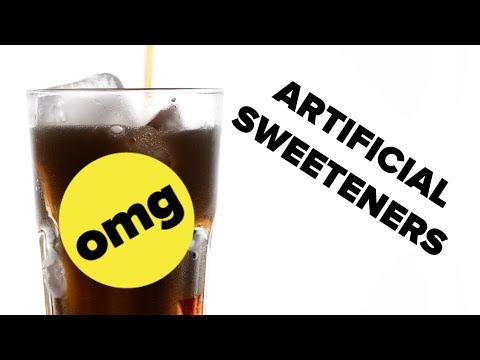 Health Risks Of Artificial Sweeteners