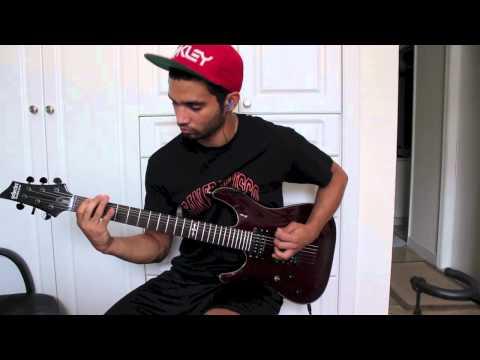 White Noise - ERRA guitar cover