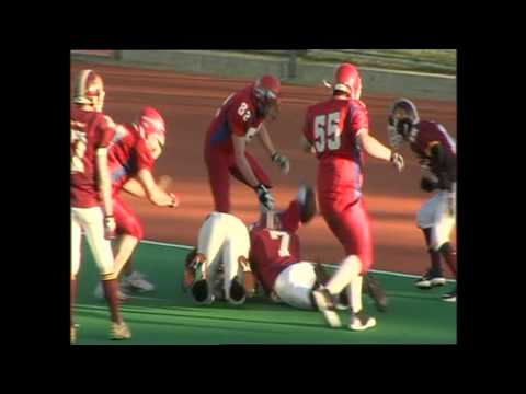 Saxon Learey #36 Football HIGHlights