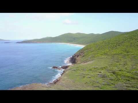 Puerto Rico Flamenco Beach Mavic Pro 4K