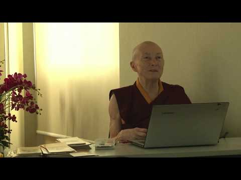 """One Day Workshop """"Buddhist Ways of Transforming the Mind""""_Part 02"""