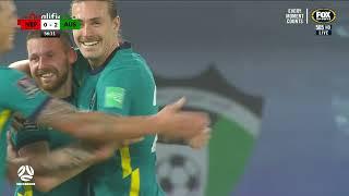 Match Highlights   Socceroos v Nepal   Australia's FIFA World Cup 2022 qualifier