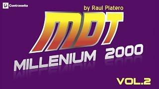 LA MAQUINA DEL TIEMPO - M.D.T. Millennium 2000 Vol.2 (Dance Music Revival)