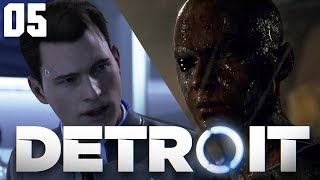L'Enfer / En attendant Hank #5 Let's Play DETROIT BECOME HUMAN FR