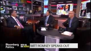 Romney: Hotel Masseuse Thought I Was a Dancer