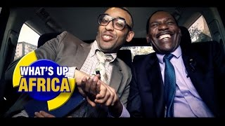 Pastor Azuike spends a day with Ezekiel Mutua - Moral crusaders compare notes!