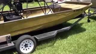 My Airboat For Sale And Or Trade