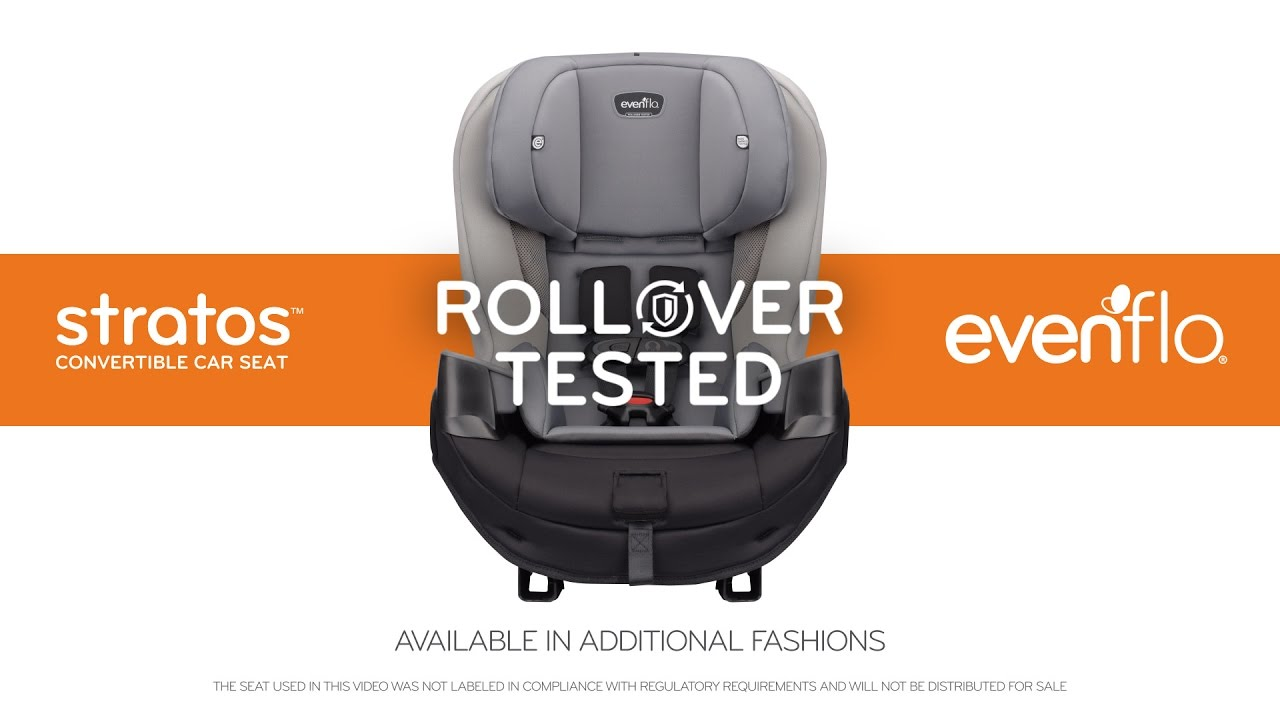 Evenflo StratosTM Convertible Car Seat
