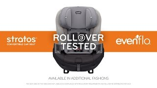 Evenflo Stratos™ Convertible Car Seat | Product Tour