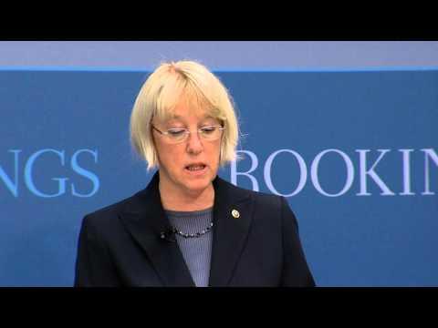 Sen. Patty Murray (D-Wash.): Raise Revenues and Cut Taxes