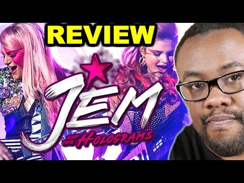 Why JEM AND THE HOLOGRAMS Failed : Black Nerd Movie Review