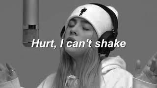 Billie Eilish  Idontwannabeyouanymore  english lyrics