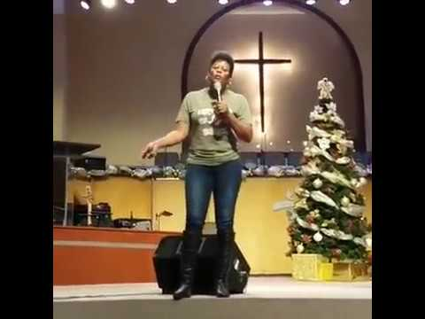 Prayer That Empowers Discernment: Kimberly Daniels Generals of Deliverance