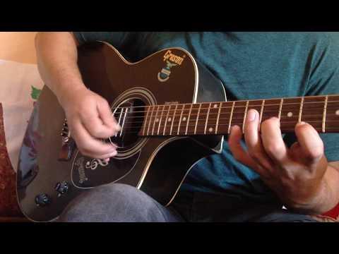 Hotel californiasolo-The Eagles-Acoustic Guitar Cover