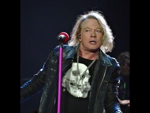 Guns N' Roses - Welcome To The Jungle - Glendale, AZ 8/15/16