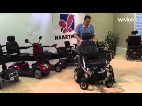 Sahara KX Power Wheelchair FREE Shipping