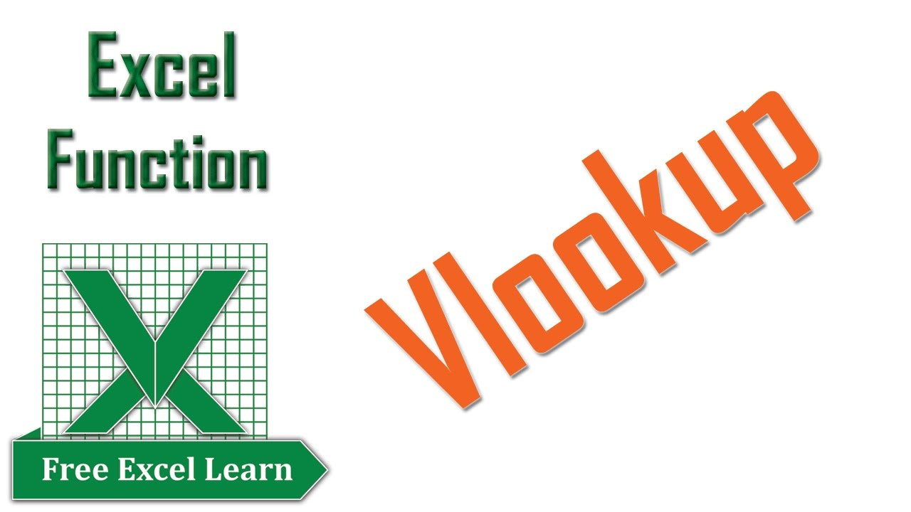 excel vlookup function for dummies how to do a vlookup in excel excel vlookup function for dummies how to do a vlookup in excel 2013 by excellearn