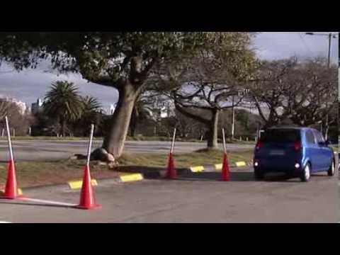 Examen para conducción de autos - Intendencia de Montevideo