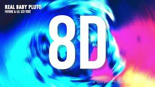 Lil Uzi Vert & Future - Moment of Clarity | 8D Immersive Audio 🎧
